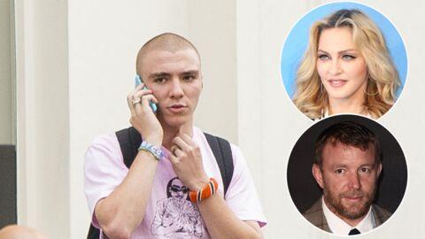 Rocco Ritchie: le fils de Guy Ritchie et Madonna arrêté pour possession de cannabis