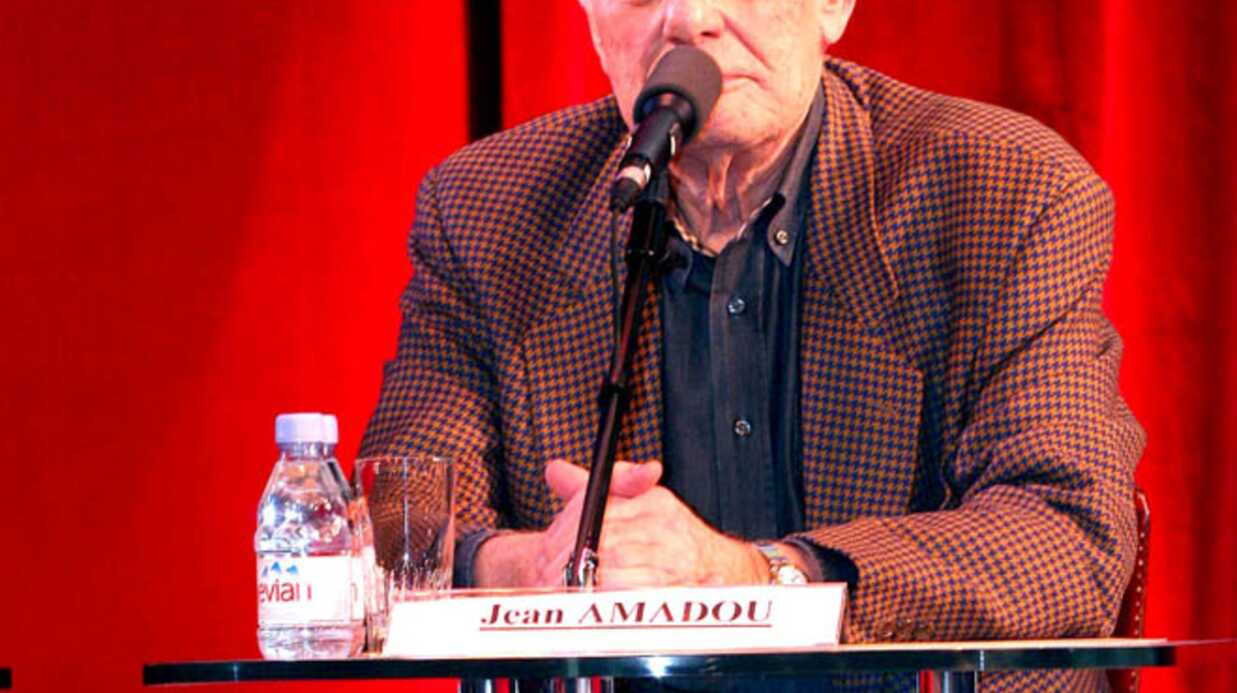 Mort de Jean Amadou à l'âge de 82 ans