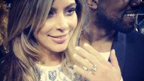 Kim Kardashian: tous les détails de ses fiançailles «magiques» avec Kanye West