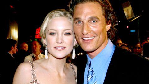Kate Hudson raconte la nuit où elle a trouvé Matthew McConaughey cul nu, hurlant à la lune