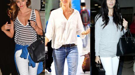 DIAPO Gisele Bündchen, Cara Delevingne, Kate Moss… aussi stylées en vrai?