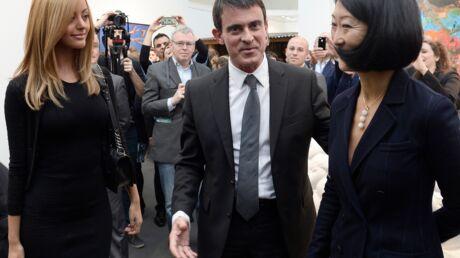 PHOTOS Zahia Dehar et Manuel Valls: la rencontre improbable
