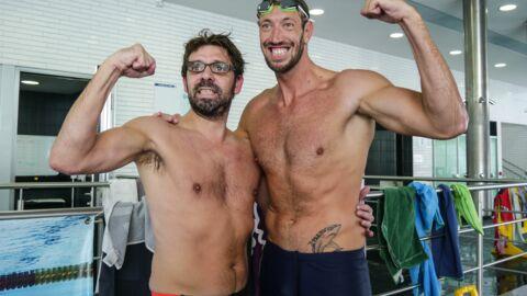 On a testé… un cours de natation avec Alain Bernard