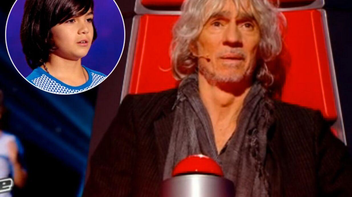 Un des enfants de The Voice Kids explique qu'en vrai, son coach ne s'occupait pas de lui