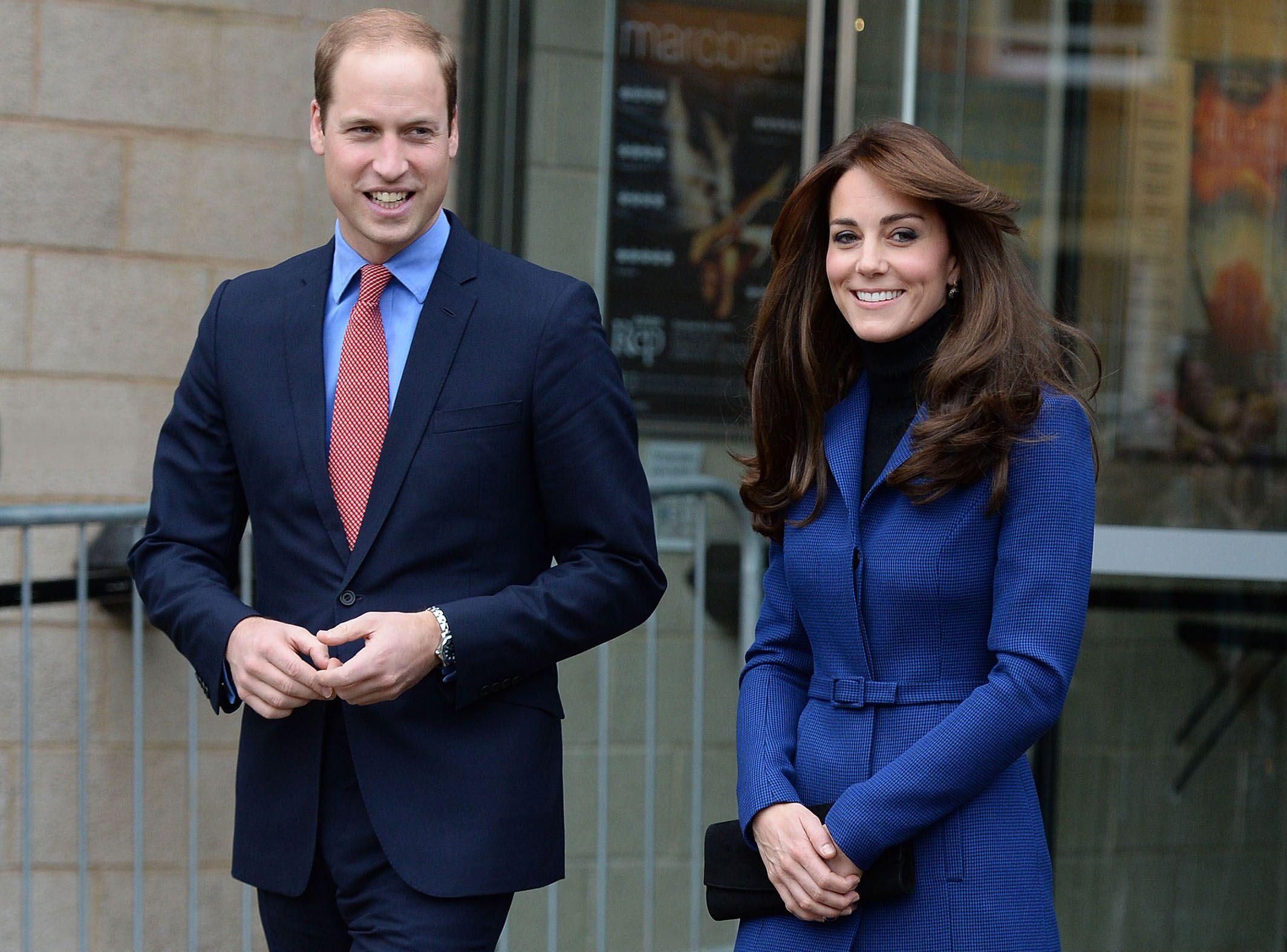 Kate et William rencontres photos
