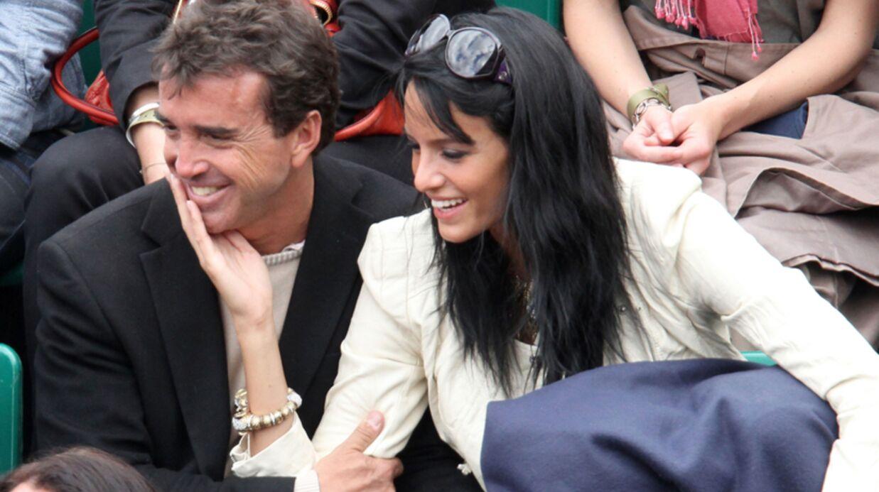 Arnaud Lagardère et Jade Foret: le mariage et Carré Viiip