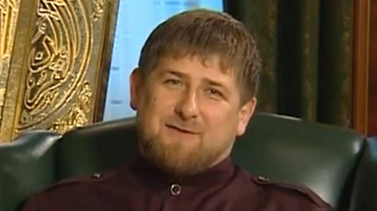 Une flopée de stars à l'anniversaire du président tchétchène