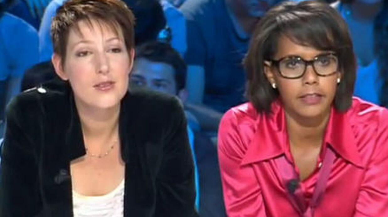 Natasha Polony raconte son clash avec Christophe Hondelatte