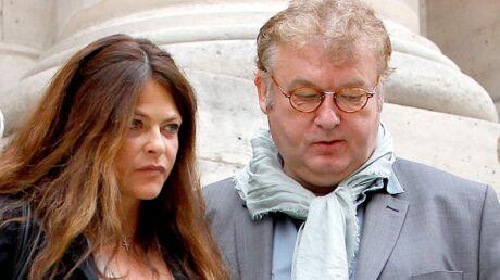 Dominique Besnehard soutient Charlotte Valandrey