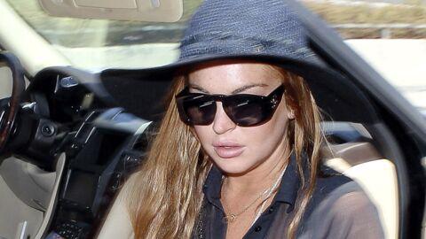 Lindsay Lohan porte plainte pour dénonciation calomnieuse