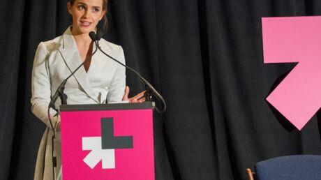 Emma Watson menacée: des photos de l'actrice nue bientôt publiées?