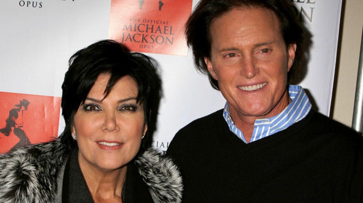 Kris et Bruce Jenner: c'est officiel, ils divorcent!