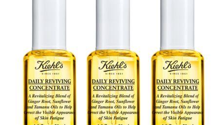 Kiehl's explore le pouvoir des huiles