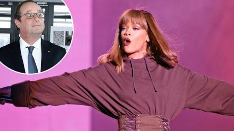 Rihanna relance François Hollande qui n'a pas répondu à sa lettre