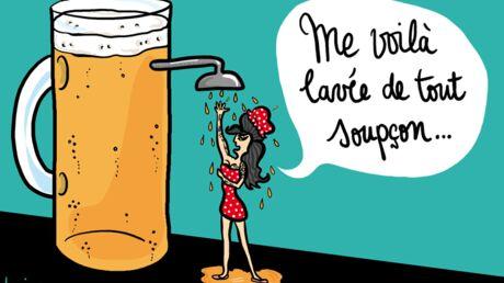 Louison a croqué… l'analyse toxicologique d'Amy Winehouse
