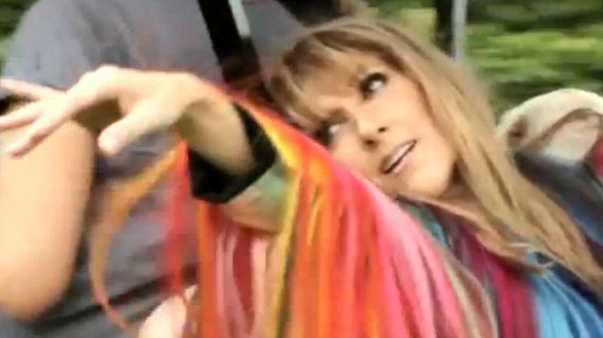 VIDEO Céline Dion: son étonnant shooting sexy