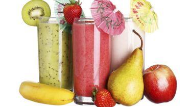 L'apport nutritionnel des jus