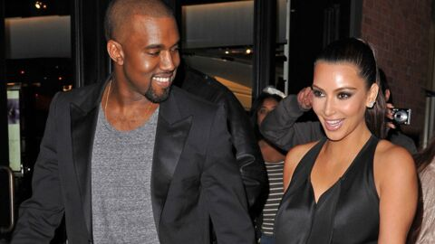 PHOTOS Kim Kardashian et Kanye West officialisent enfin