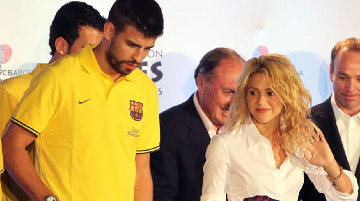 Shakira nuit aux performances sportives de son chéri Gerard Piqué
