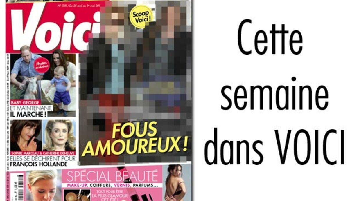 Cette semaine dans Voici: la belle histoire d'amour de deux grandes stars françaises