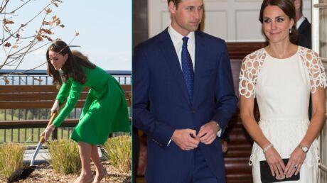 PHOTOS Jardinage ou cocktail, Kate Middleton affiche la même classe