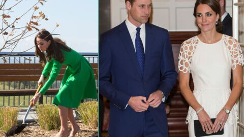 PHOTOS Jardinage ou cocktail, Kate Middleton affiche la même classe