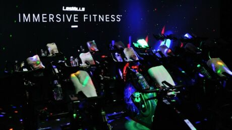 Immersive Fitness: quand le vélo devient un jeu d…