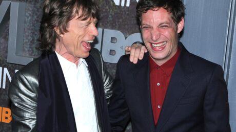 PHOTOS Mick Jagger assiste (enfin) au mariage de son fils