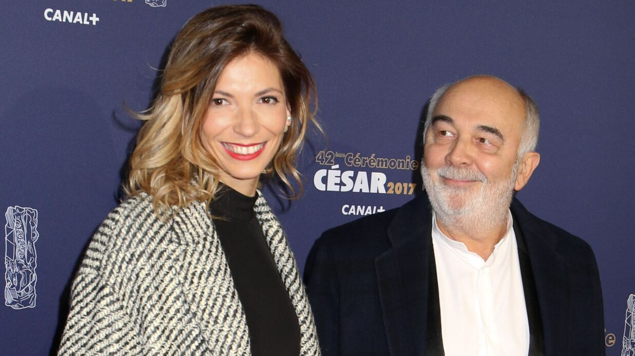 Gérard Jugnot se confie sur son bonheur de jeune marié: son fils l'a aidé à se décider