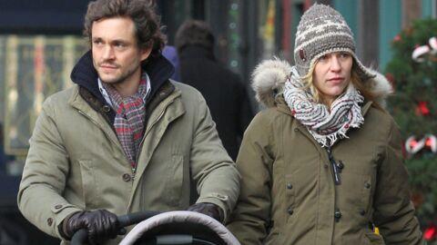 DIAPO Claire Danes en balade avec son fils et son mari à New York