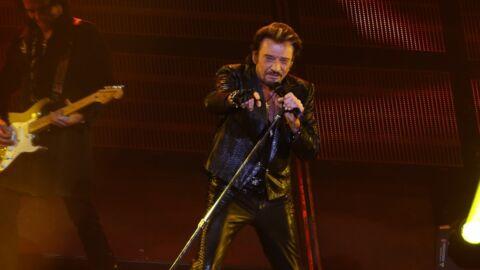 Johnny Hallyday  rempile avec une nouvelle tournée en 2013
