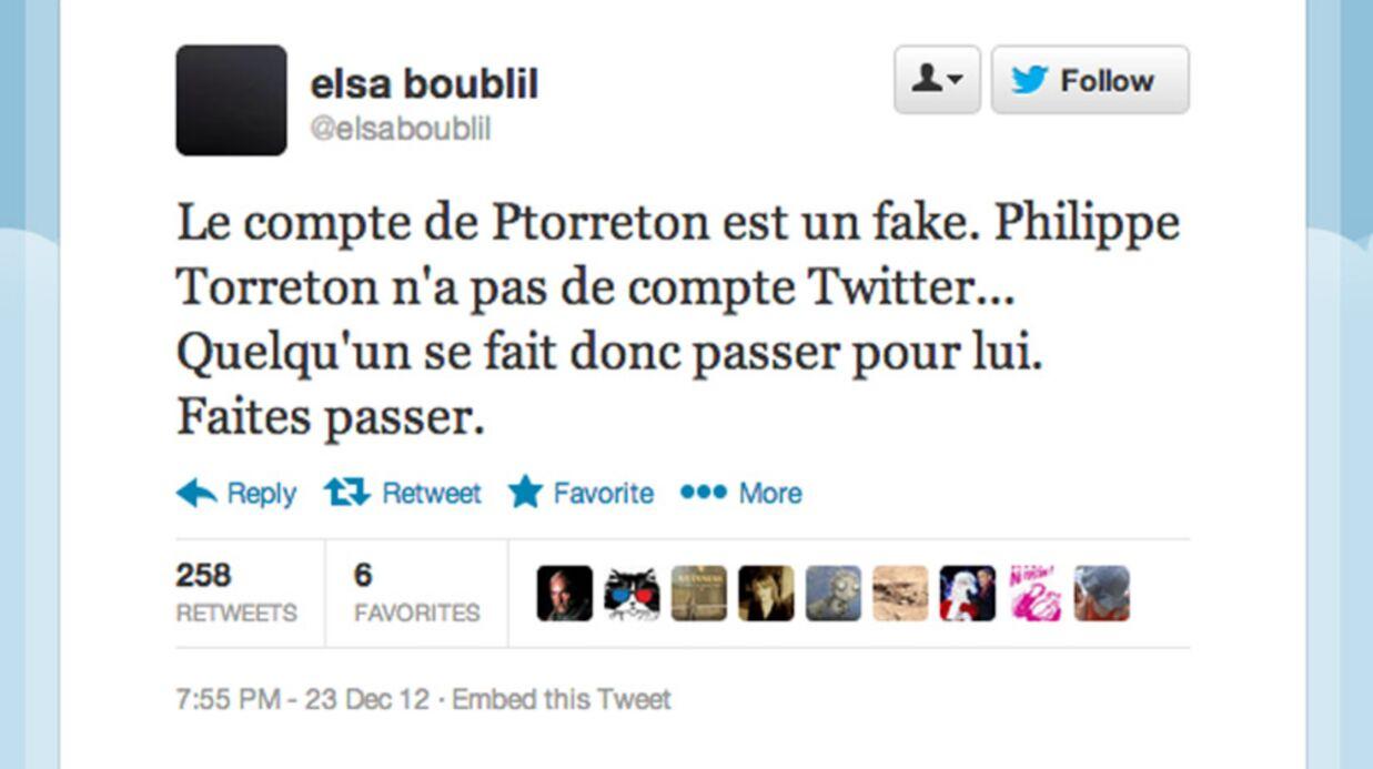 Un faux compte Twitter au nom de Philippe Torreton