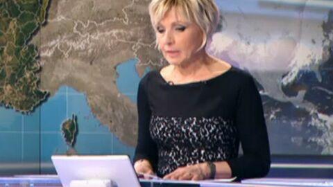 VIDEO La météo coquine d'Evelyne Dhéliat affole le web français