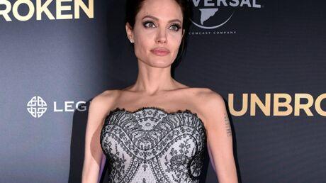 Angelina Jolie ne mangeait pas sur son dernier tournage