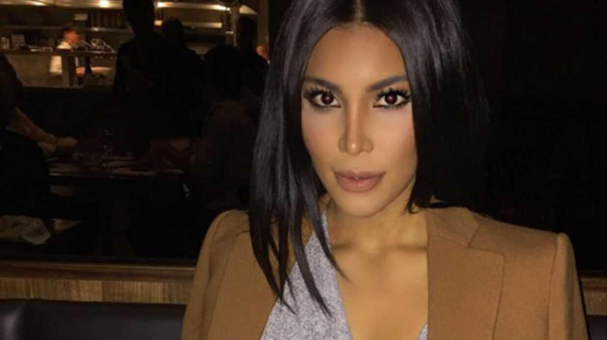 Kim Kardashian: une jeune Canadienne est son parfait sosie!