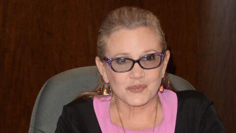 Carrie Fisher, la princesse Leia de Star Wars, hospitalisée après un arrêt cardiaque