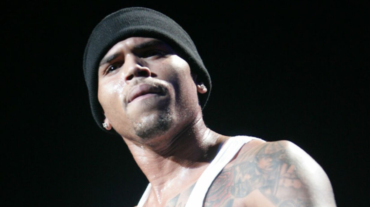 Chris Brown accusé d'avoir volé un iPhone