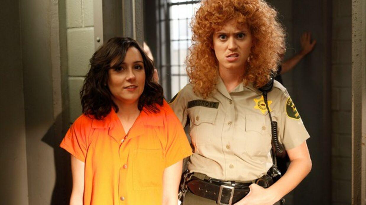 PHOTOS Katy Perry: direction la prison!