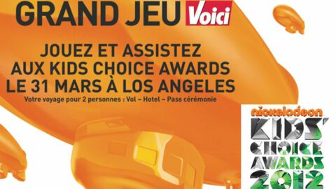 Assistez aux Kids Choice Awards le 31 mars à Los Angeles !