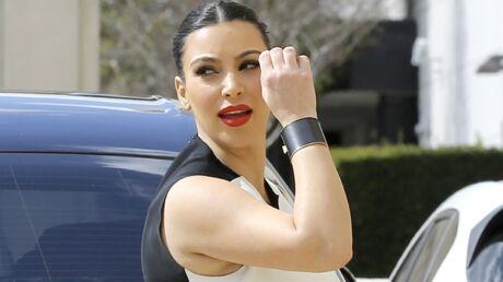 Kim Kardashian et Kanye West attendent une fille