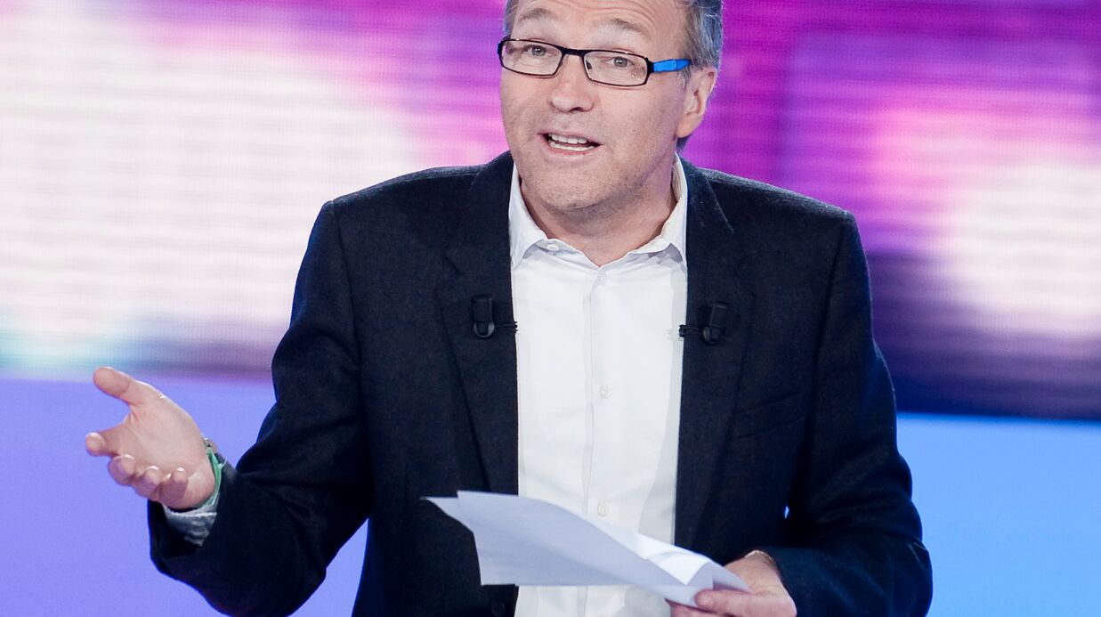 Laurent Ruquier s'em­porte contre Cyril Hanouna