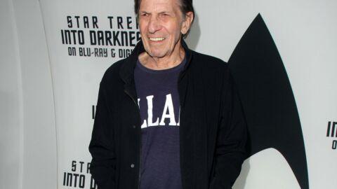 Leonard Nimoy, le docteur Spock dans Star Trek, hospitalisé d'urgence