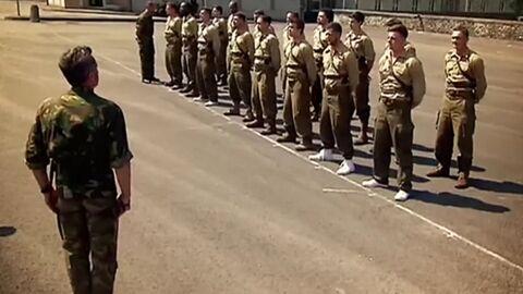 Garde à vous, la téléréalité de M6 sur le service militaire, divise l'armée