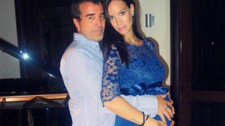 PHOTOS Jade Lagardère poste de tendres photos de son fils et lui fait une déclaration d'amour