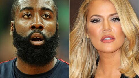 Khloé Kardashian avoue avoir plaqué James Harden parce qu'il la trompait