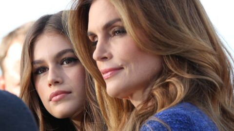 Kaia Gerber complexée face à la beauté de sa mère Cindy Crawford