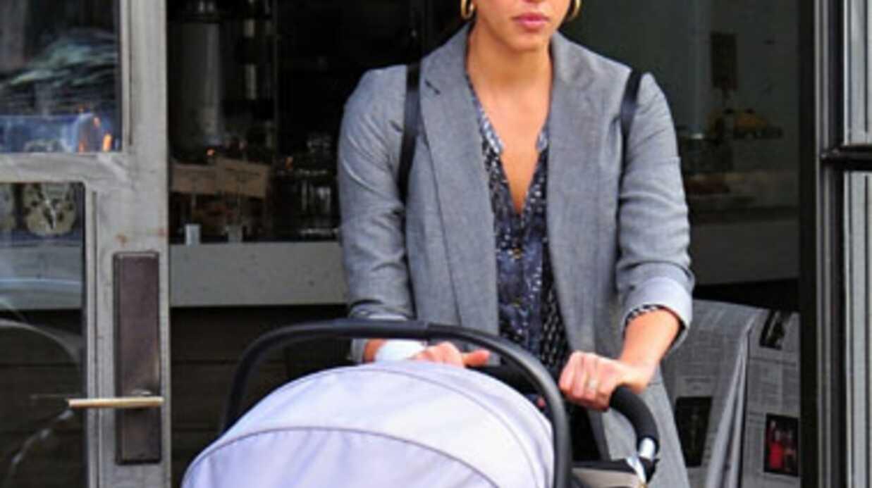 Jessica Alba lance une ligne de couches bios pour bébé