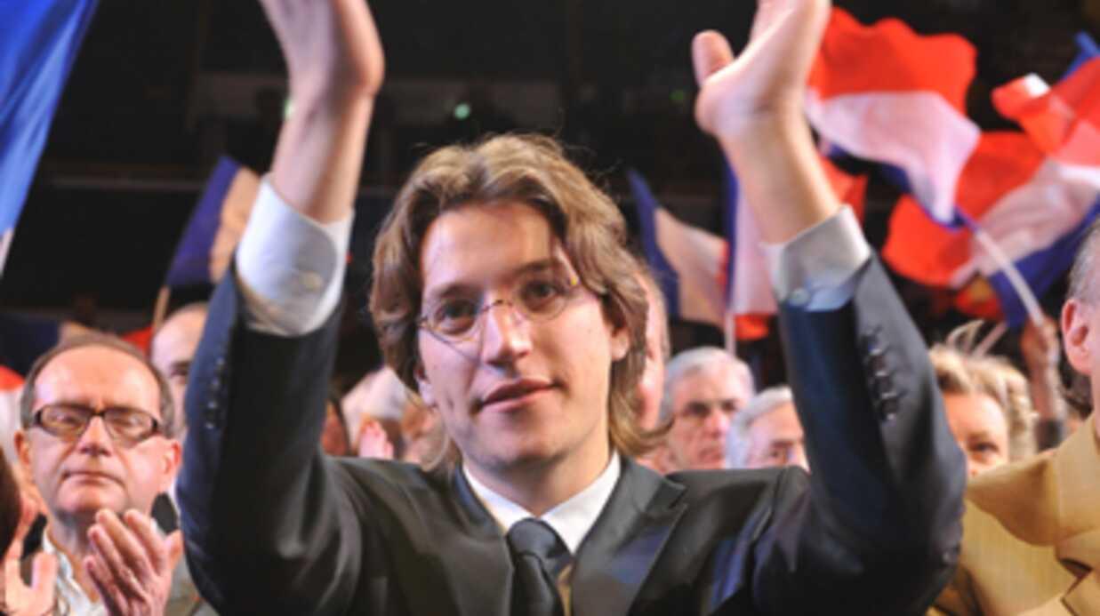 Jean Sarkozy: son destin de chanteur contrarié par son père