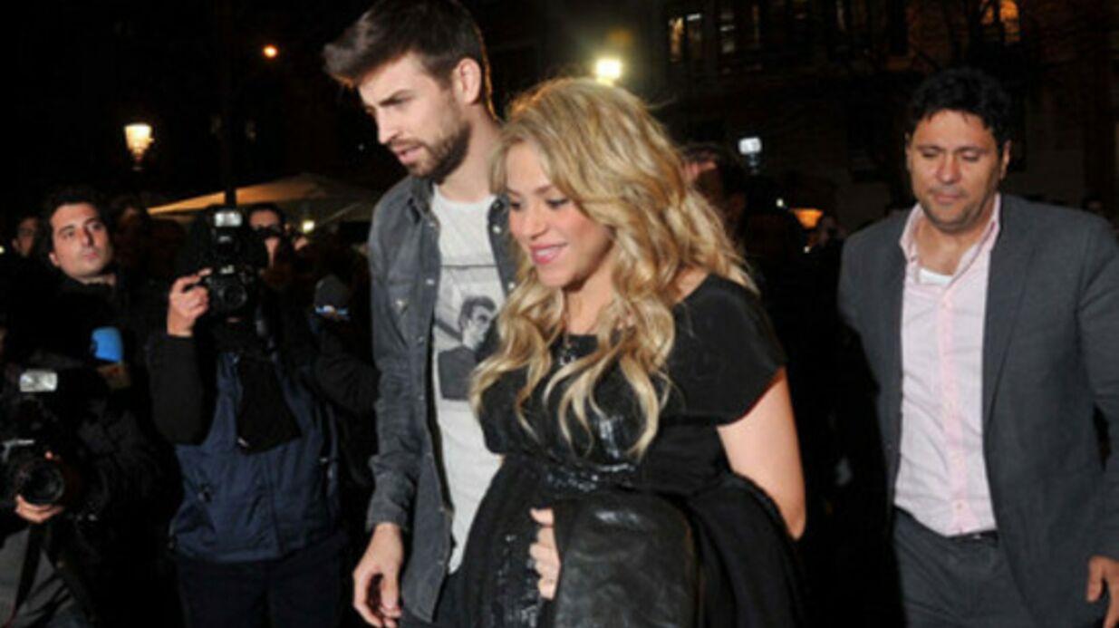 Shakira: la première photo de son bébé