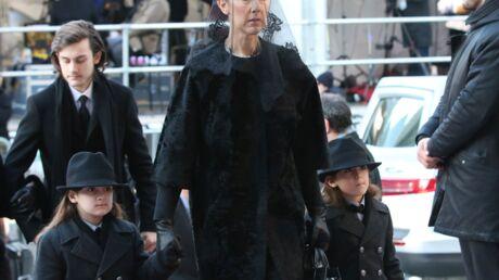 Céline Dion: elle dit adieu à son frère Daniel